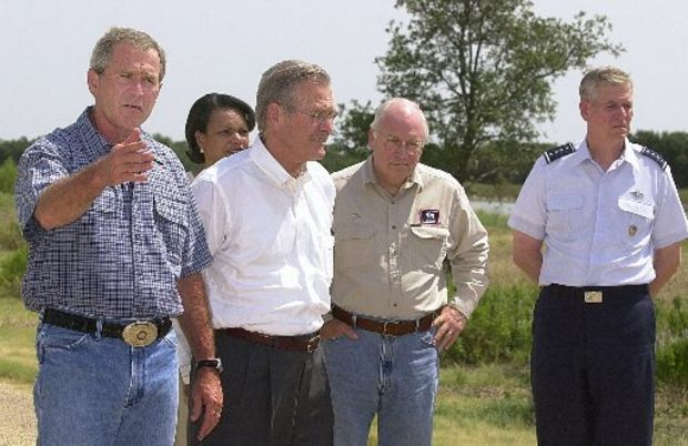 Bush-Cheney2003