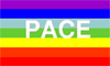 Peace / Pace Flag