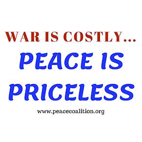 War is Costly T-Shirt